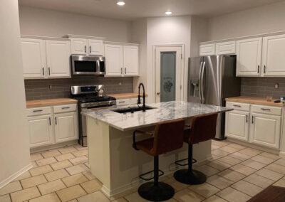Tulsa Home Remodeling Kitchen After 1