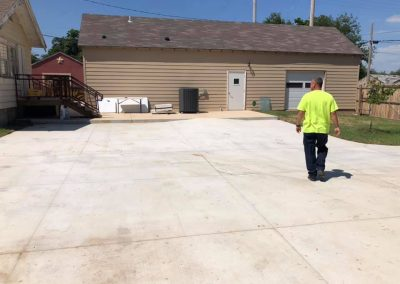 Tulsa Painting Commercial Build Outs 12