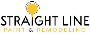 Tulsa Painting Straight Line Paint Remodeling Logo 2
